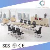 Table de conférence de meubles en mélamine élégante et utile