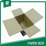 Embalagem plana Caixa de papelão ondulado rígida com impressão