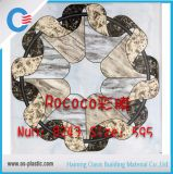 La Chine fournisseur carré de panneau de plafond en PVC