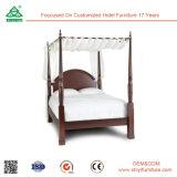 Malaysia-Art-festes Holz-Bett