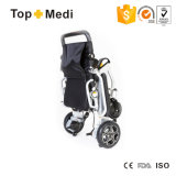 Topmedi 경량 알루미늄 Foldable 전력 휠체어
