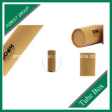 Коробка подарка круглого картона белая (FP0200060)