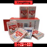 Mejor Bee 555 Casino Poker dedicada naipes para juegos de azar Baccarat Texas Holdem Ym-PC09