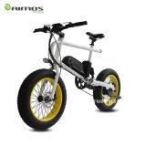 Bicicleta eléctrica gorda modificada para requisitos particulares con el motor 500W
