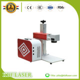 печатная машина лазера волокна 20W для отметки лазера