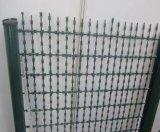 Загородка колючей проволоки бритвы бритвы Bto-22 сваренная колючей проволокой