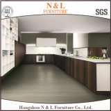 Wood Melamine Carcass MFC Door Kitchen Cabinet