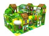 Parque de recreio profissional Desenvolvimento de playground interno Castelo impertinente