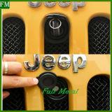 Jeep Wrangler JK & un nombre illimité de système d'alarme antivol de capot