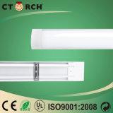 Lumière légère linéaire d'aluminium du tube 20W de Ctorch DEL