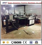 Commande informatique Servo Driving Kraft Paper Cross Cutting Machine with Stacker (DC-HQ)