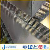20mm Aluminiumbienenwabe-Panels für Bürohaus-Wand