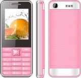 Nueva llegada 2.4inch Dual SIM GSM Característica del teléfono barato para Elder C13