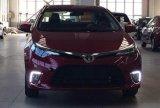 luces corrientes diurnas LED de 12LED DRL para Toyota Levin 2014