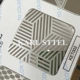 装飾材料のための高品質201のステンレス鋼8kシート