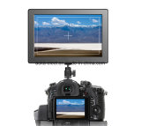Monitor Full HD de 7 pulgadas con entrada HDMI para cámara de 4K.