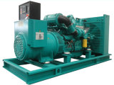 Gruppi elettrogeni silenziosi diesel a tre fasi sincroni 300kVA di CA