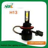 Auto Moto H13 Voyant phares H11 H1 H7 9005 9006 880 Projecteur à LED