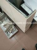 L 모양 대리석 또는 화강암 또는 석회화 또는 사암 알루미늄 벌집 합성물 위원회