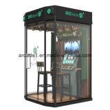쇼핑 센터 거리 소형 Karaoke는 노래 음악 게임 기계 주크박스를 노래한다