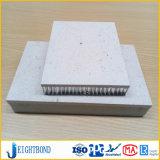 Панель сота камня известняка конструкции Китая подгонянная фабрикой алюминиевая