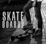 ドイツ米国倉庫の電気スケートボード電気Longboard Hoverboard