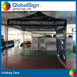 10 * 20 pieds 40 mm Impression en acier Easy up Tent