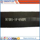 Multi gewundener hydraulischer Hochdruckgummischlauch (SAE 100r13/R15)