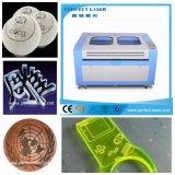 corte del laser del CO2 80 100 150W y precio de la máquina de grabado
