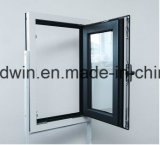 Подгонянное окно Tempered стекла двойной застеклять окна алюминиевое