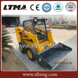 Ltma 700kgsの積載量の販売のための小型スキッドの雄牛のローダー