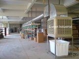 Refrigerador de aire evaporativo industrial del agua plástica industrial del Ce