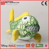 Stuk speelgoed van de Haai van de Pluche van China het Goedkope Gevulde Dierlijke Zachte