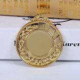 Médaille toute neuve de garniture intérieure de médaille bon marché faite sur commande de sport