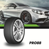 La amplia gama clasifica el neumático del coche del neumático de la polimerización en cadena con precio barato