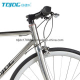 Nessun effettuare la bicicletta della forcella della lega di alluminio di sport Bike/700c/bici d'argento della strada