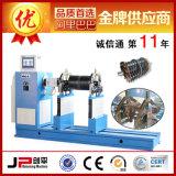 Turbine de l'équilibrage dynamique de la machine horizontale du rotor