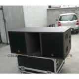 Ks28 verdoppeln die 18 Zoll-Birken-Furnierholz Subwoofer Lautsprecher für großes Format-Systeme