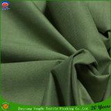 Tissu tissé de rideau en polyester enduisant le tissu de flocage imperméable à l'eau d'arrêt total