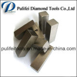 Segmento de moedura bond do metal para a máquina de moedura concreta do assoalho