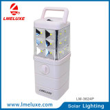 3W再充電可能なDCの緊急時LED太陽ライト