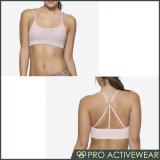 Breathable unterstützende reizvolle Ineinander greifen-Sportkleidung-Trainings-Ausstattung Sports Büstenhalter