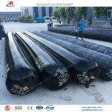 排水渠を作るための膨脹可能な及び空気のゴム製気球