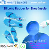 Силиконовая резина медицинской ранга жидкостная для продуктов/Insoles/пяток Footcare