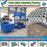 Famous Brand New Diesel Machine Béton Brique de Chine Fabrication