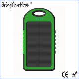 3000mAh Banque d'alimentation chargeur solaire étanche (XH-PB-043)
