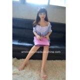 日本の金属の骨組大人の性の人形135cm