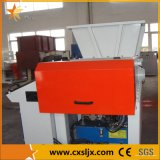 Máquina para cortar os resíduos para reciclagem de plástico