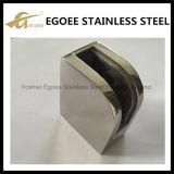 円形のステンレス鋼ガラスクランプ