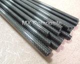Suministro de alta calidad 3k carbono tubo de fibra de C Aviones / R